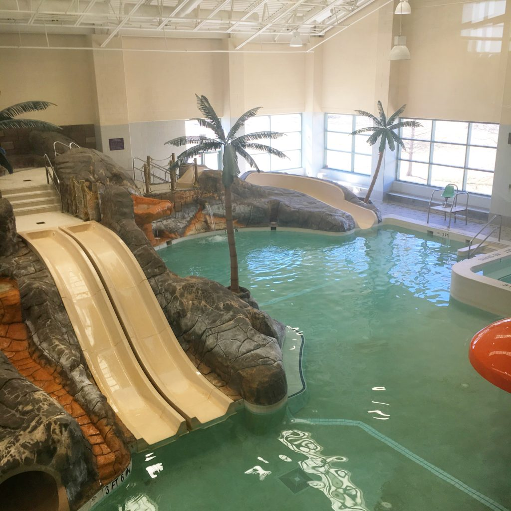 Germantown Indoor Swim Center water park