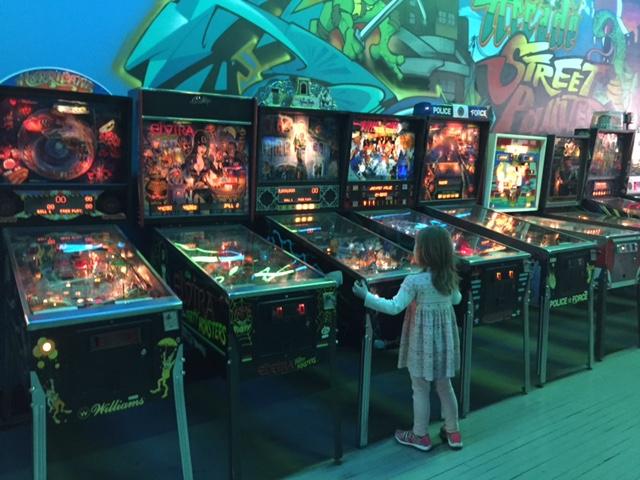 Timeline Arcade in York