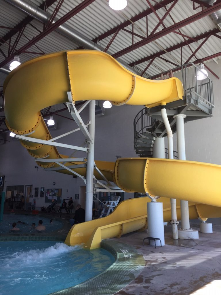 Friendship Center indoor water park