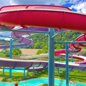 Sandcastle Water Park Pittsburgh