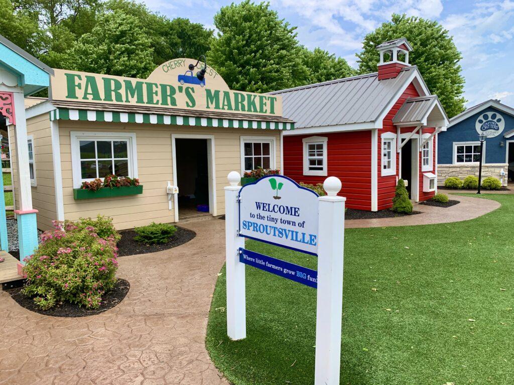 Sproutsville Farmer's Market
