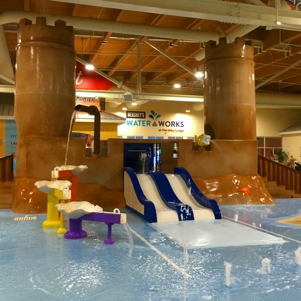 Hershey Lodge Water Park