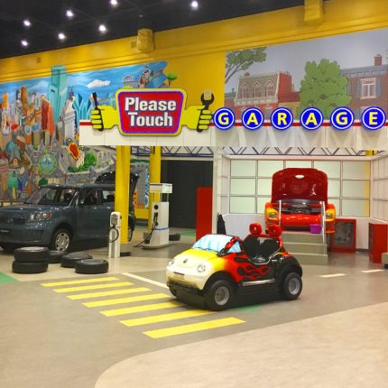 Please Touch Museum - Garage