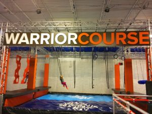 Warrior Course at Sky Zone Timonium
