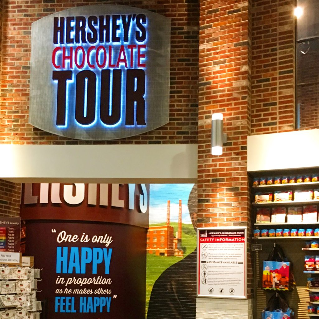 Hershey Chocolate World