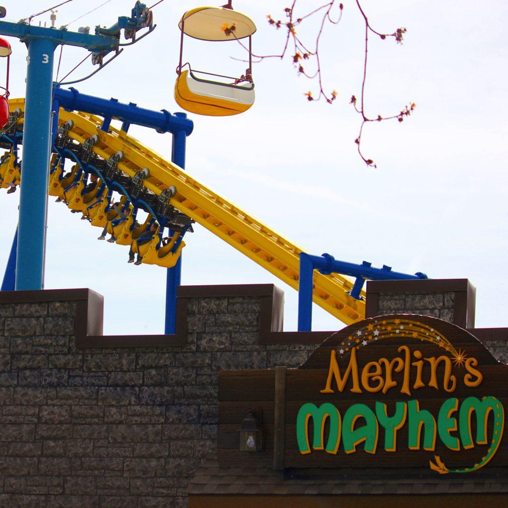 Merlin's Mayhem