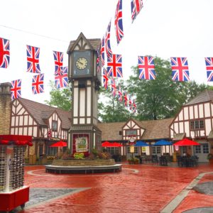 England - Busch Gardens
