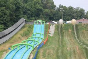 Super Slide and OGO ball