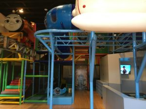 Thomas Soft Play Area