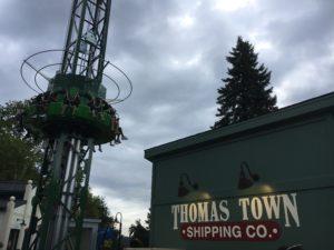 Cranky's Drop Tower