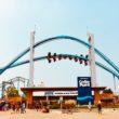 Cedar Point Gate