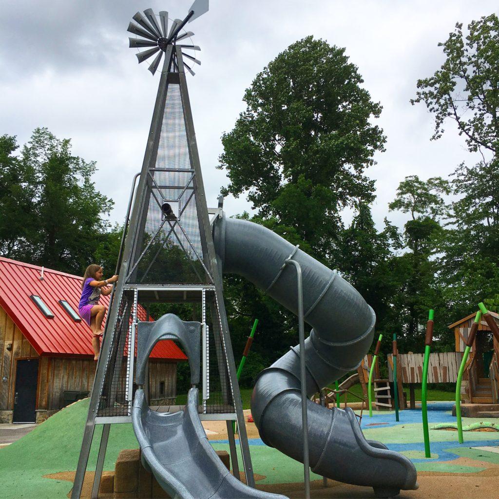 Best Playgrounds in Maryland - Walker Mill Regional Park