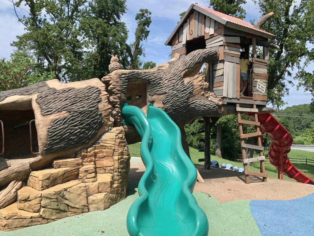 Walker Mill Playground