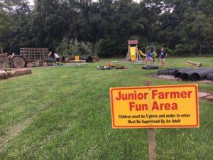 Hellerick's Family Farm Junior Farm Area