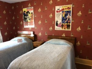 A Christmas Story Bedroom