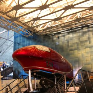 Udvar-Hazy Center Simulators
