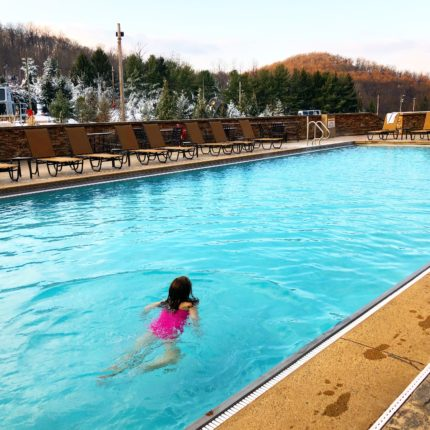 Bear Creek Outdoor Pool