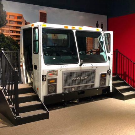 Truck Da Vinci Center