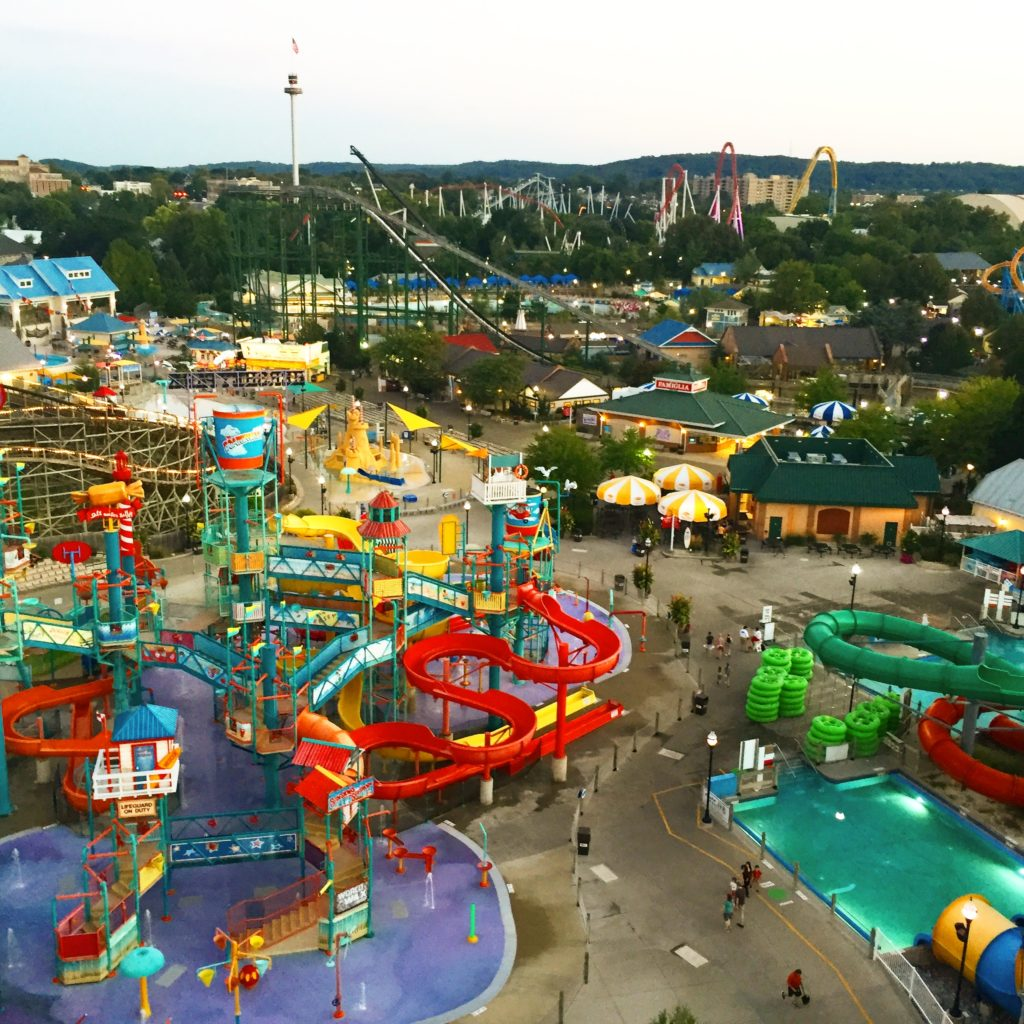 Hersheypark's Boardwalk Water Park