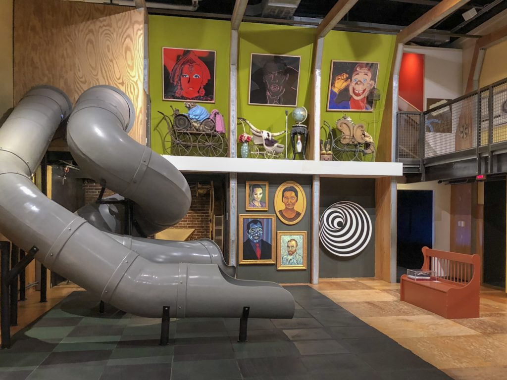 The Attic at the Children's Museum of Pittsburgh