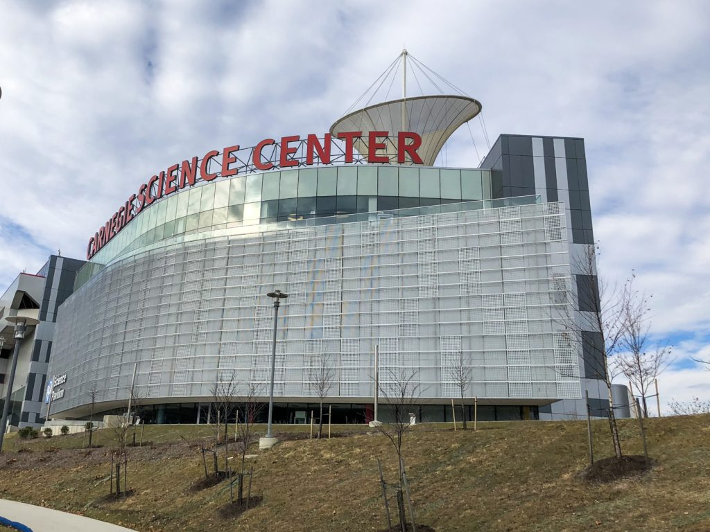 Carnegie Science Center Building