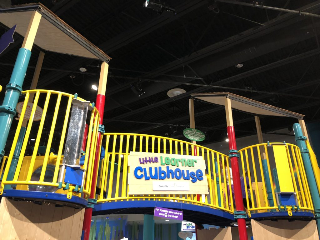 Little Learner Clubhouse Climbing Structure