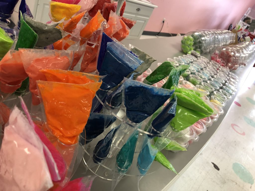 Icing available at Jubilee Cake Studio
