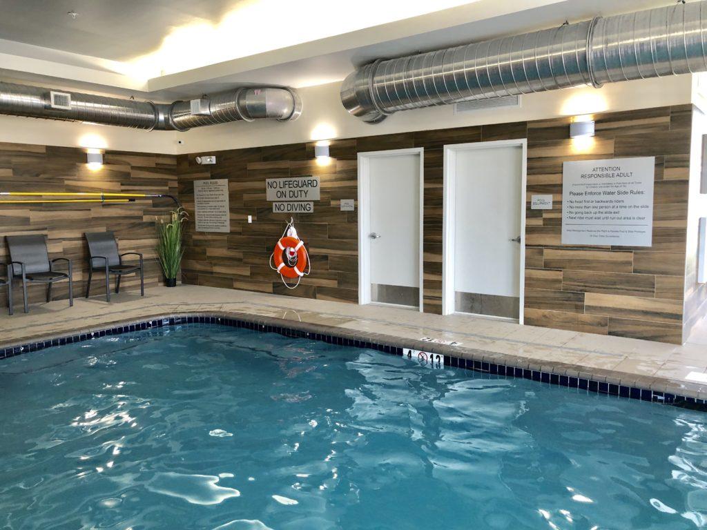 Fairfield Inn Allentown Pool