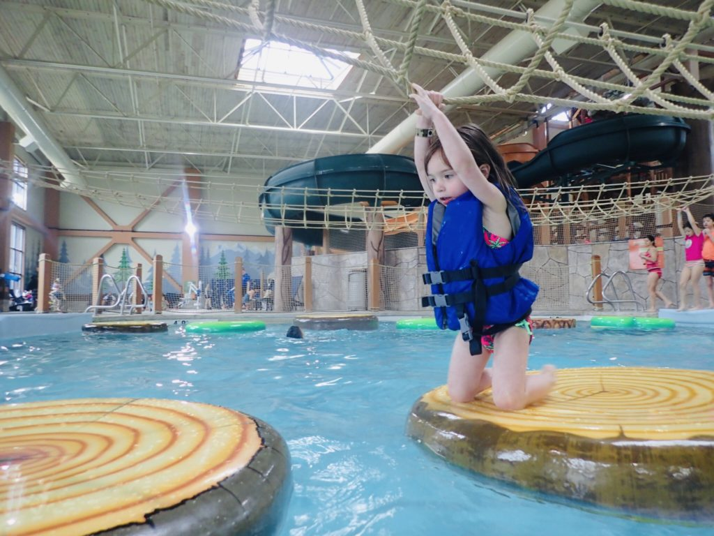 Great Wolf Lodge Lily Pads