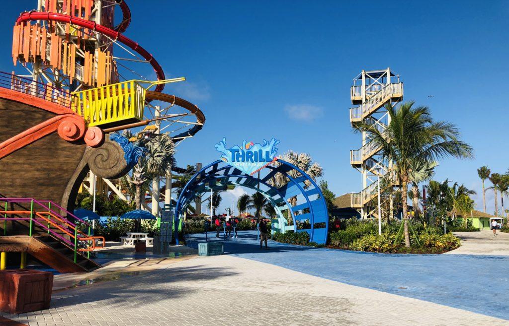 Thrill Waterpark Main Entrance