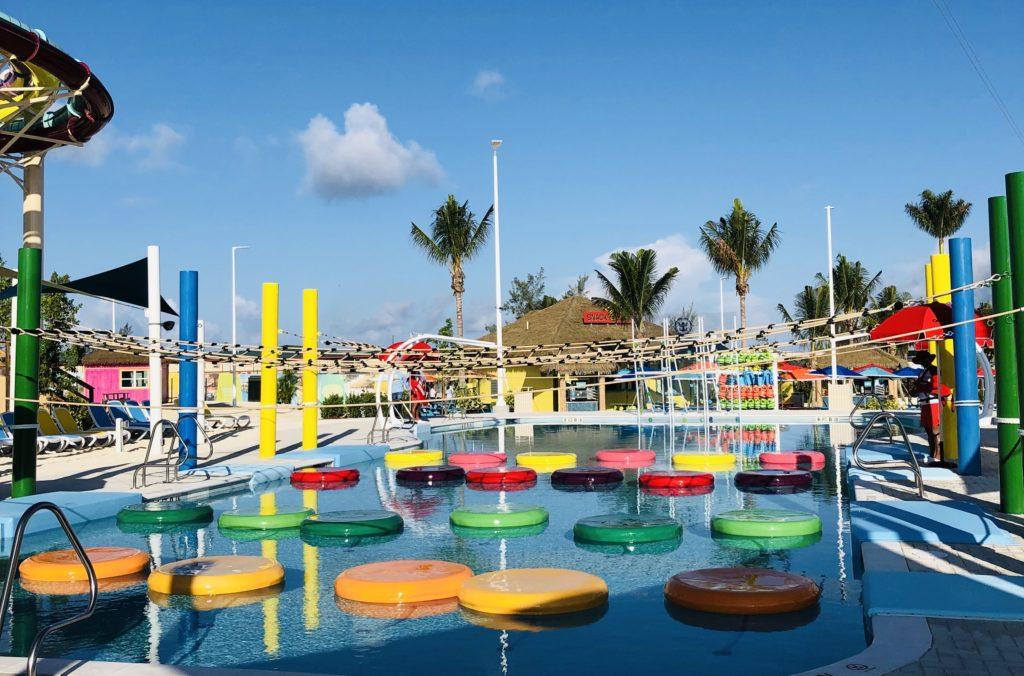 CocoCay Adventure Pool
