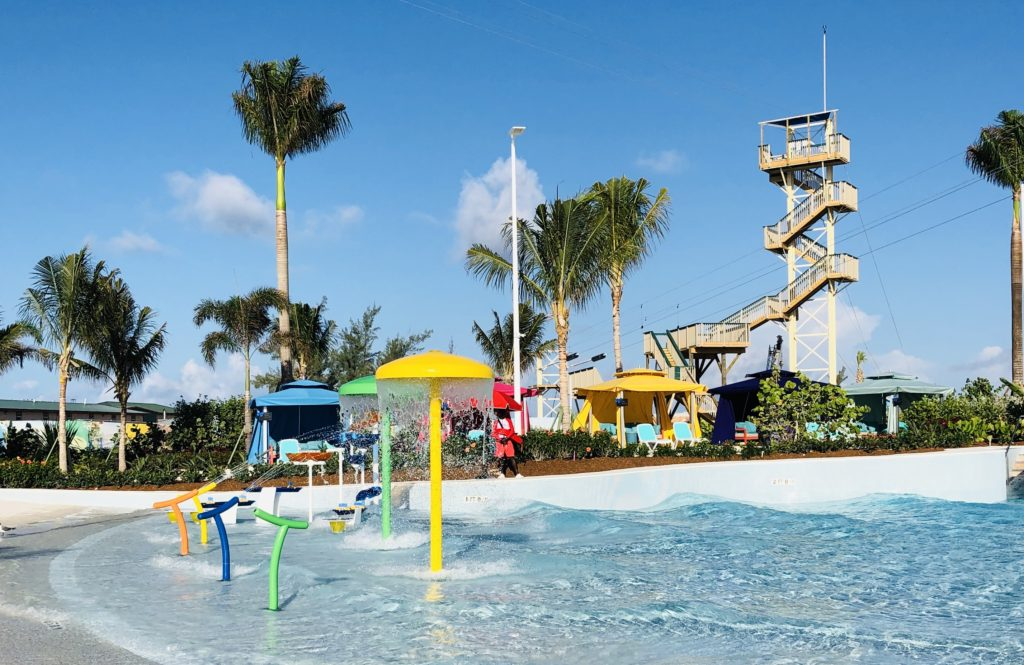 Wave Pool CocoCay