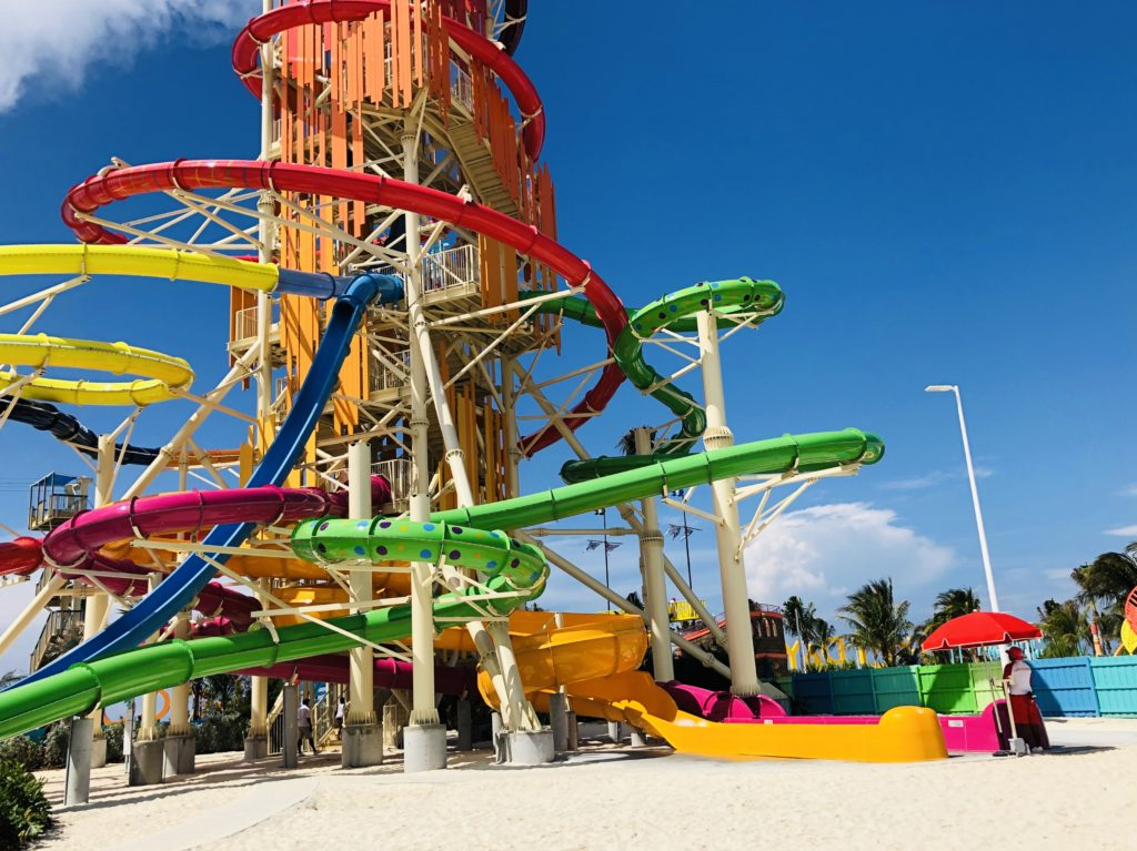 Waterslides CocoCay