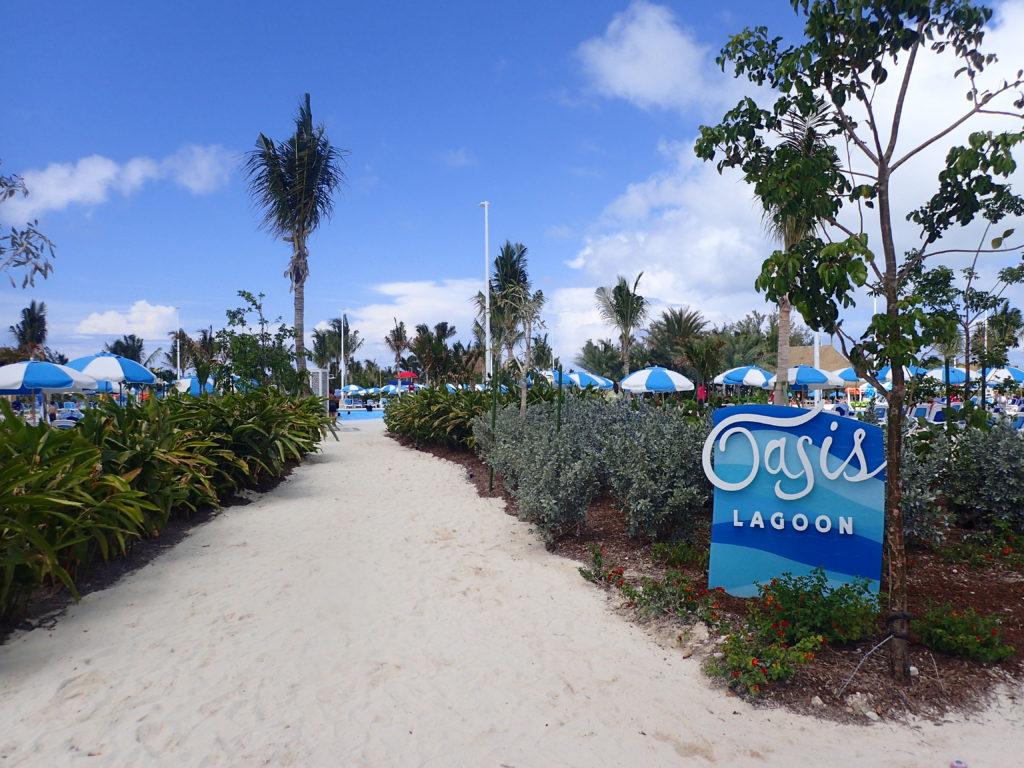 Oasis Lagoon CocoCay