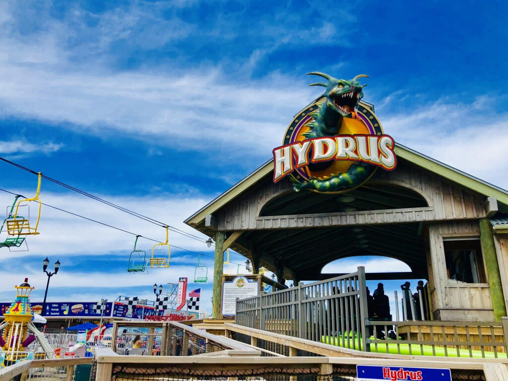Hydrus Casino Pier