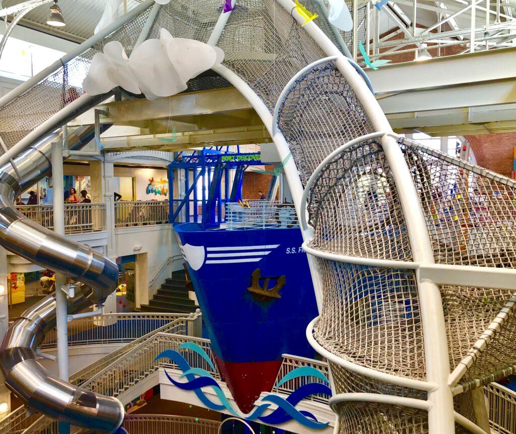 Port Discovery SkyClimber