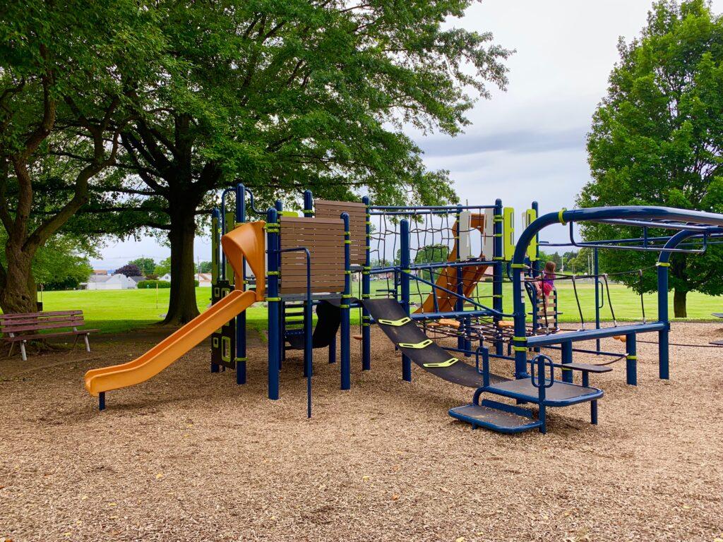 Big Playground at Chambersburg Memorial Park