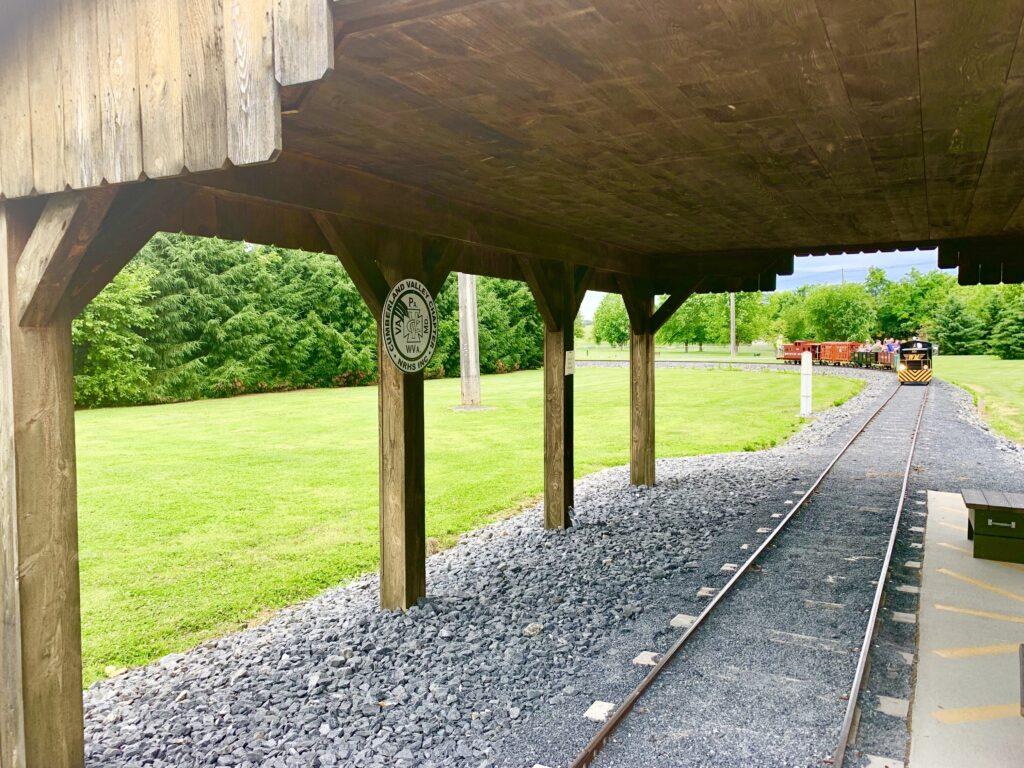 Norlo Park Train