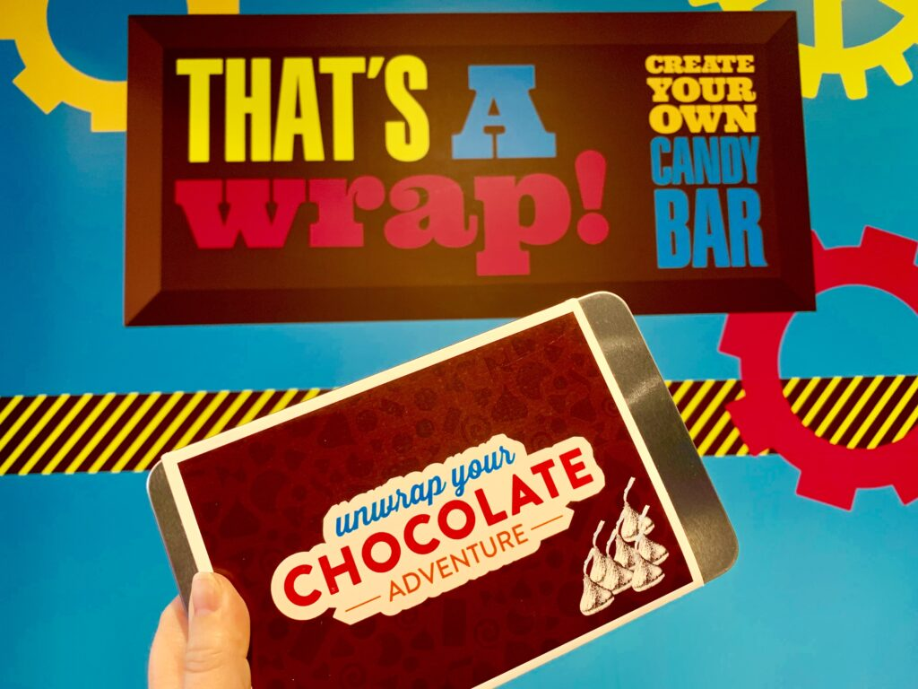 Create Your Own Candy Bar