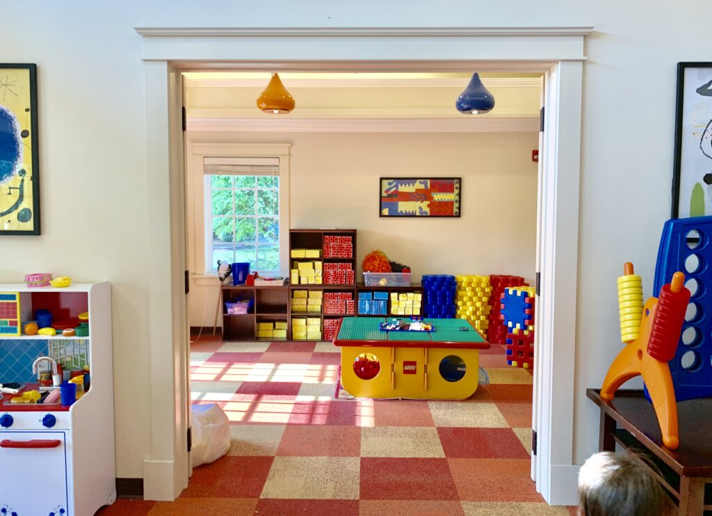 Cocoa Clubhouse Playroom