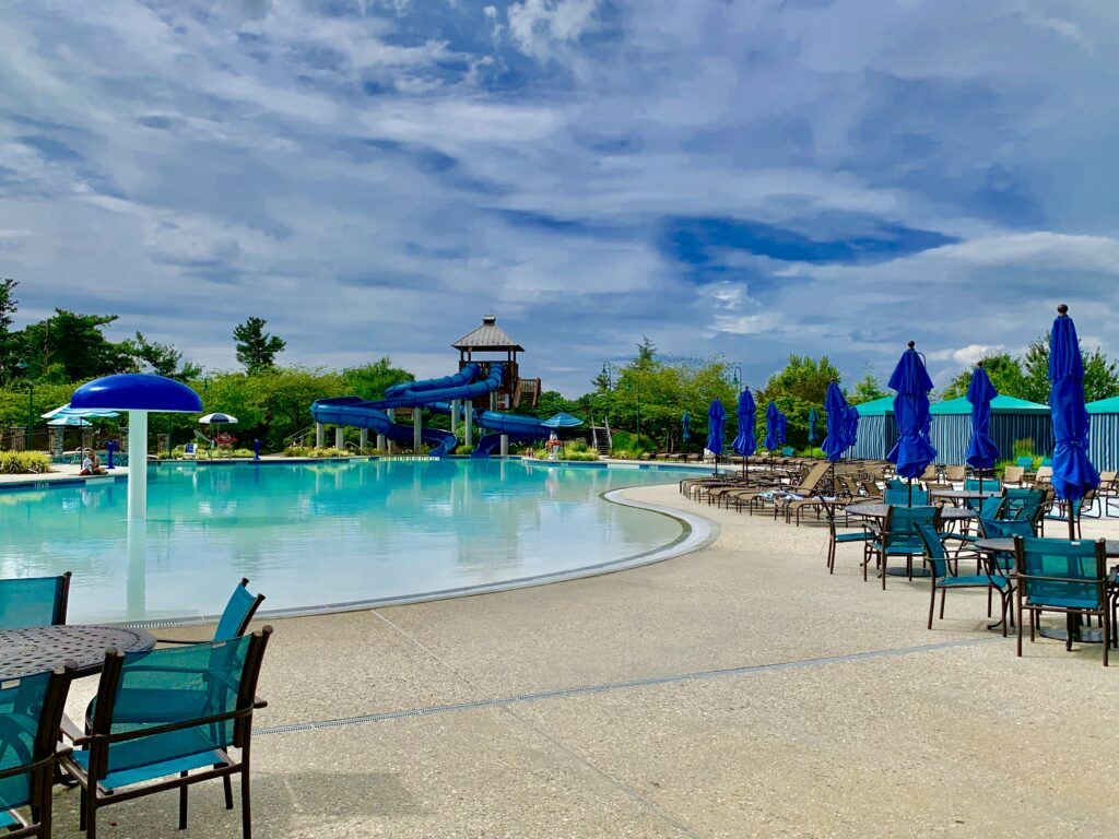 The Hotel Hershey Outdoor Pool