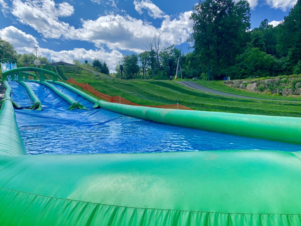Roundtop Mountain Adventures Super Slide