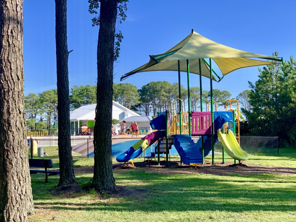 Chincoteague Island KOA Playground