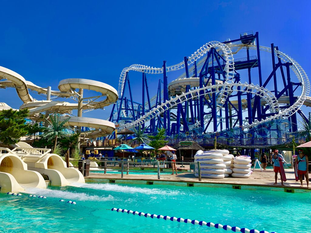 Ocean Oasis Water Park and Beach Club