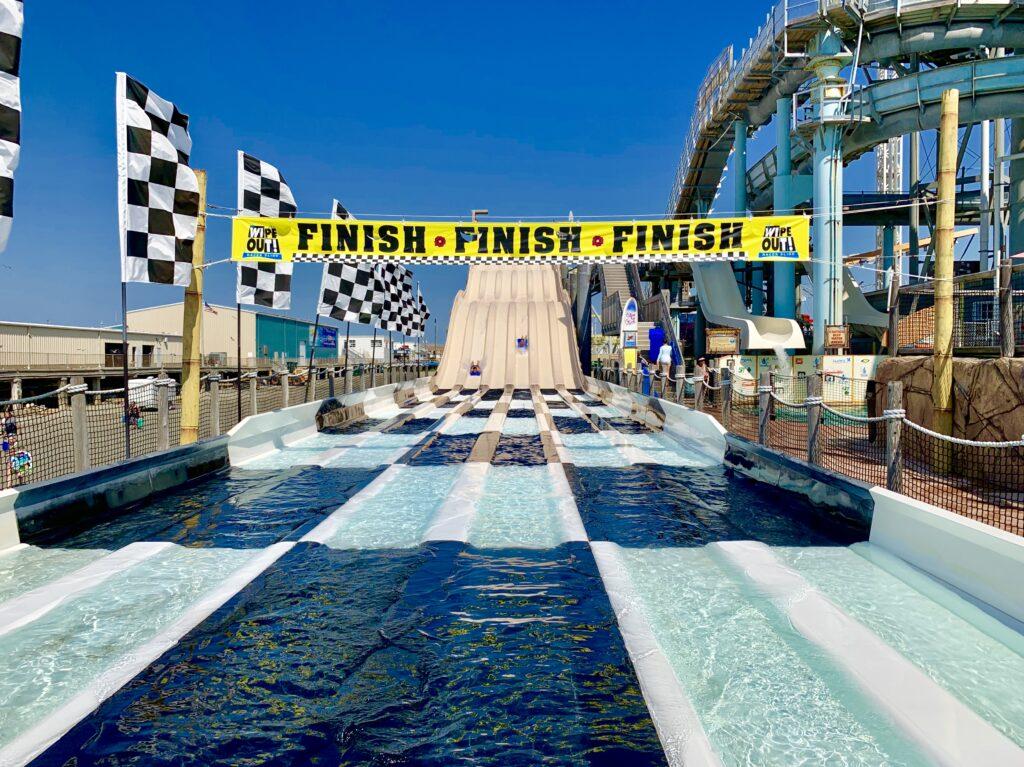 Ocean Oasis Mat Racer Slide