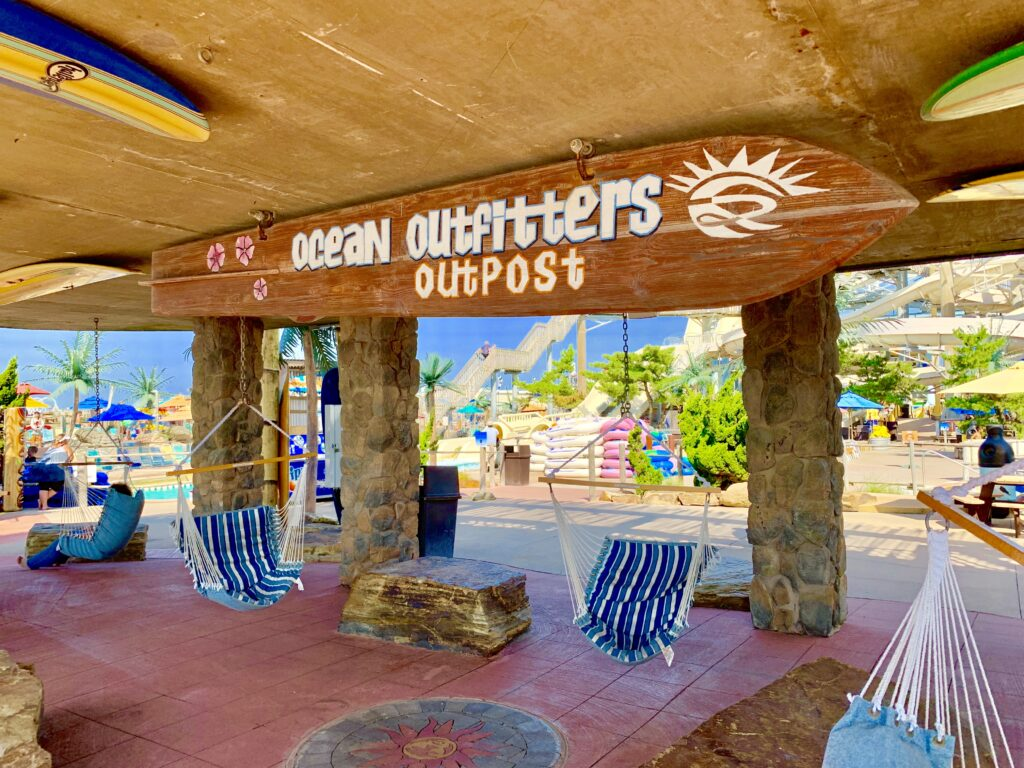 Ocean Outfitters Outpost at Ocean Oasis Beach Club