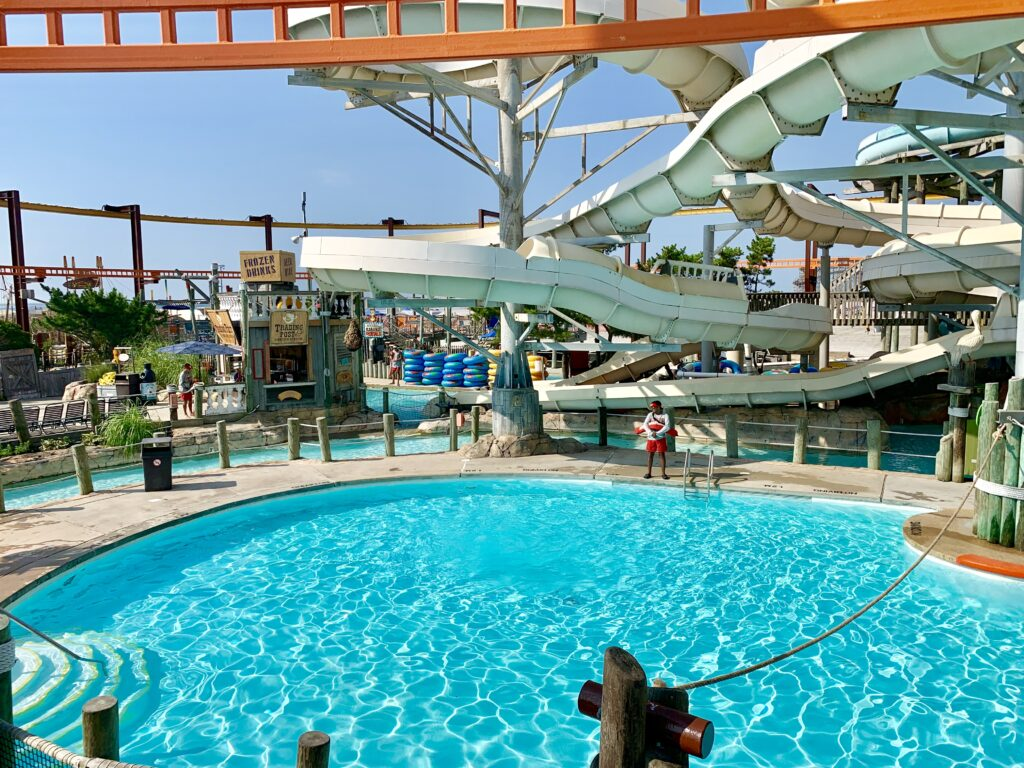 Raging Waters Activity Pool