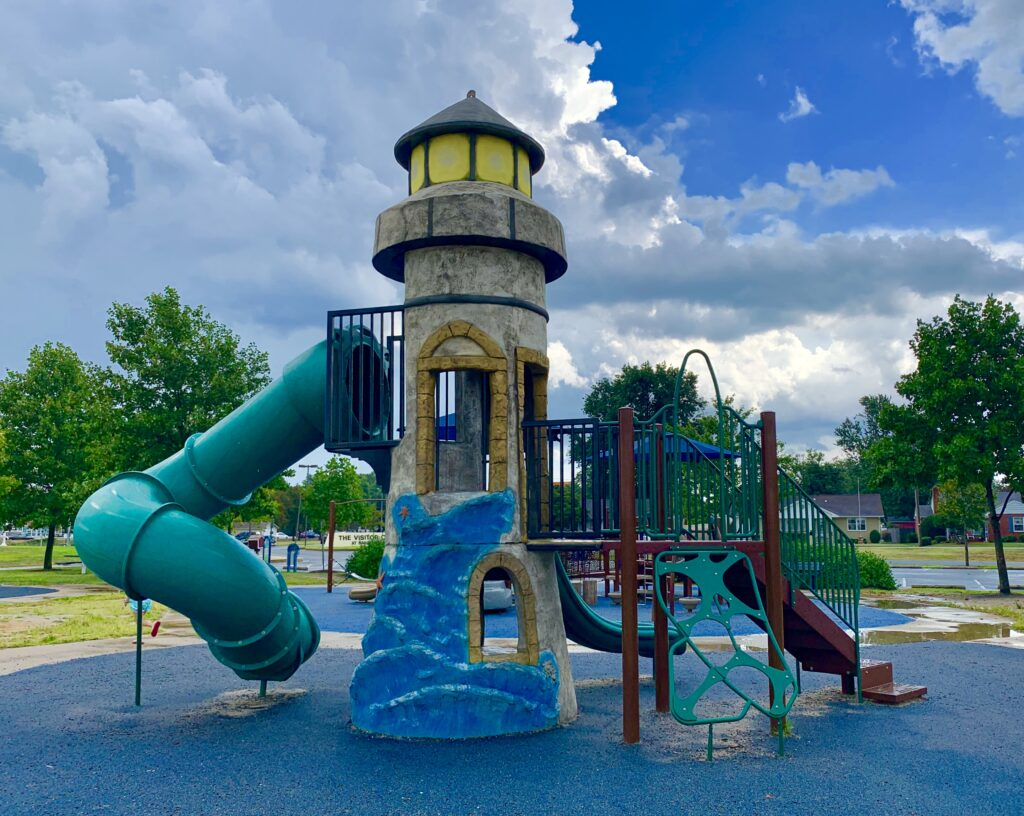 Best Playgrounds in Maryland - Sailwinds Park