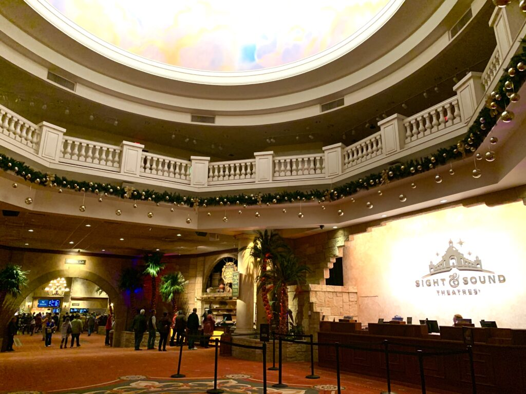 Sight & Sound Theatre - Lancaster