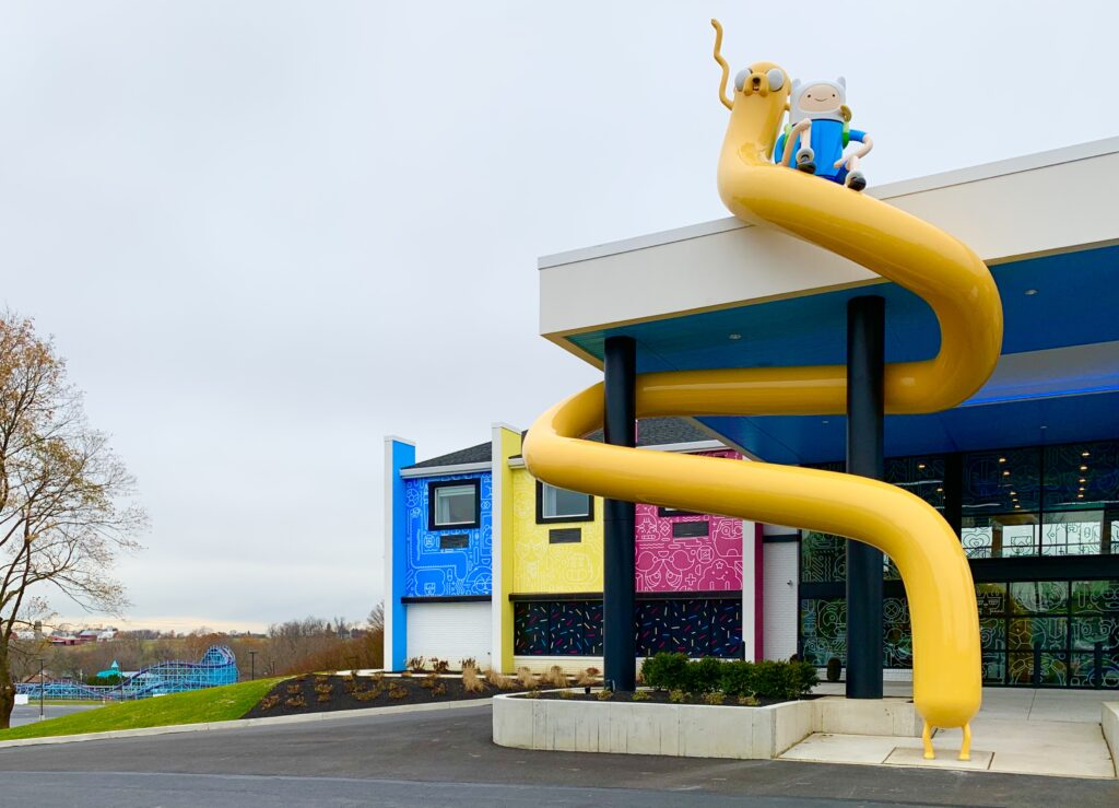 Cartoon Network Hotel Lancaster Pa Been There Done That With Kids